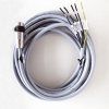 XLR 5-poles power cable